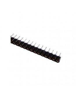 Terminal with round pins-40 pins, female