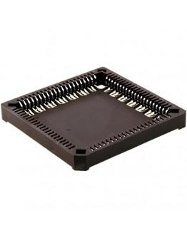 Socket 84 pins PLCC-SMD