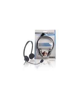 Stereo headset with microphone HEADSET10