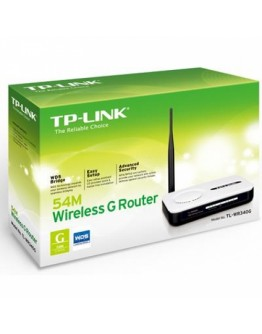 Wireless router TL-WR340G
