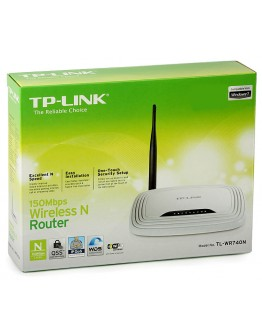 Wireless router TL-WR740N