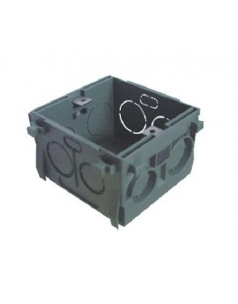 Mounting box for installation in wall 80x77x52mm, VC1