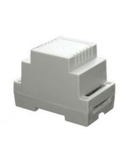 Mounting box for DIN rail 53x65x90mm, Z102