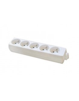 5-way power strip without cable