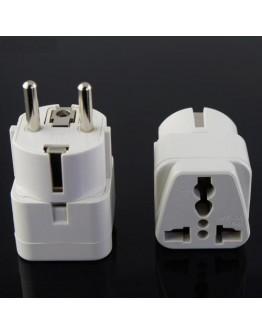 Universal adapter GB/US -EUR,  TRAVEL05
