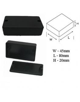 Mounting box 81x46x21mm, К10