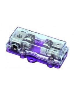 Double block for fuses 10х38mm
