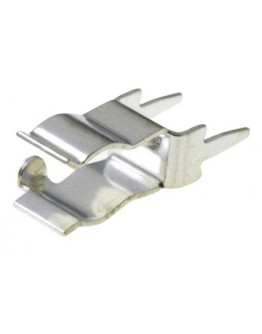 Clip for fuses 6x30mm, PCB mounting