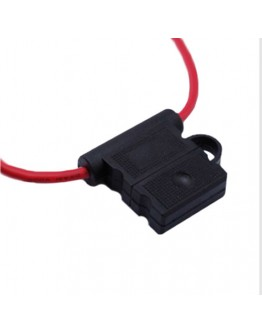 Fuseholder for car fuses 2