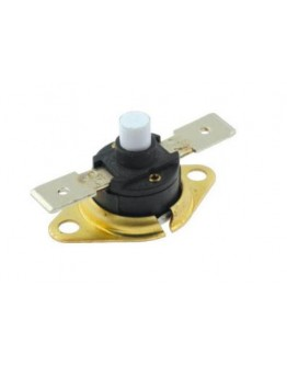 Thermostat with manual reset S130