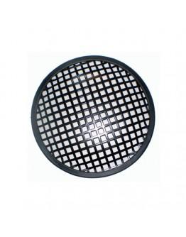 "Speaker Cover 8"" - Square Holes"