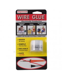 """""""Wire Glue"""" Conductive Glue"""