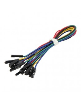 Set of cables for breadboard F-F 40 pcs.