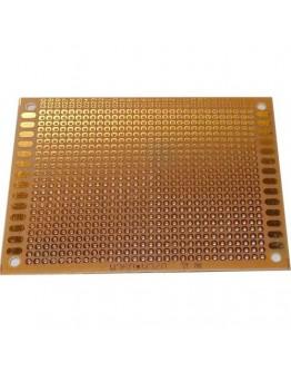 One-layer Universal PCB 70mm x 90mm U27