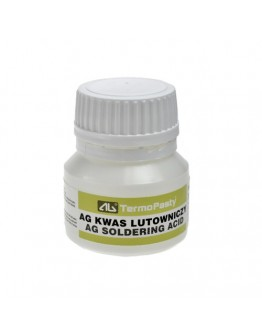 Soldering acid