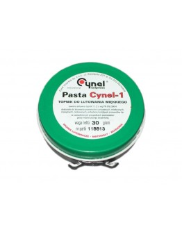 Paste for soldering Cynel 40gr
