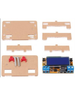 Module DC/DC converter step-down 2-16V/2A, LCD display