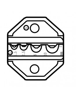 Die Set For Non-insulated Terminal & Lugs CP236DN