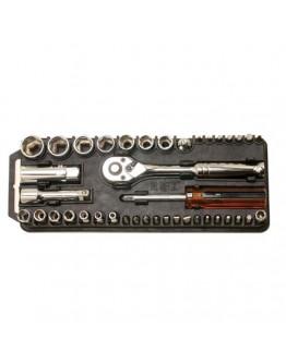 40Pcs Socket & Screwdriver Set 8PK227