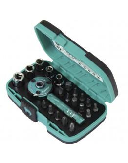 22PCS Palm ratchet wrench Bit & Socket Set SD2319M
