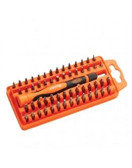 58-Piece Precision Electronics Screwdriver Set SD9808