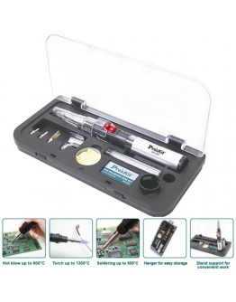 Gas Soldering Iron Kit-Auto Ignition GS23K