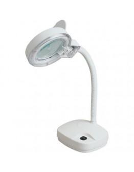 Magnifying Lamp White ZD122LED