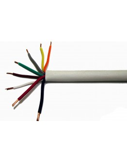 Alarm cable 6x0.22+2x0.50
