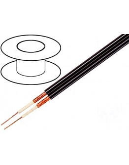 Cable 2-wires, shielded, TAS-C121
