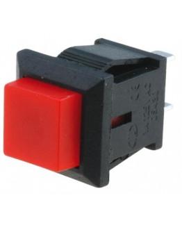 Push-button K B4 250V/1A Red