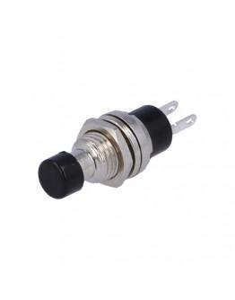 Push-button K B7 125V/3A black