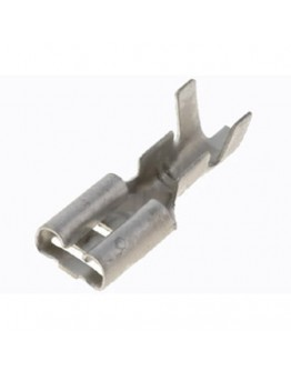 Cable terminal, non-isulated, female 4.8mm, KO1