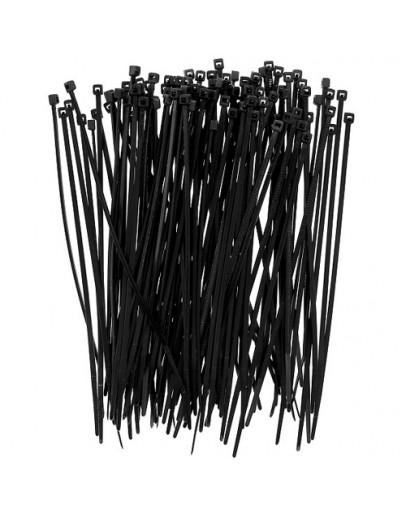 Cable ties 200x3.6mm, 100pcs