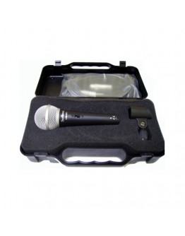 Dynamic microphone 173.482 with case