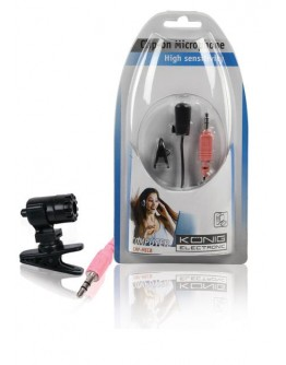 Clip-on microphone MIC8