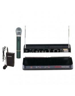 Wireless microphone system WR202R