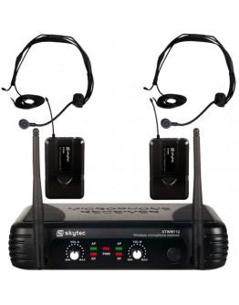 Wireless microphone system STWM712H