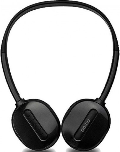 Wireless headset with microphone 2,4GHz RAPOO H1030