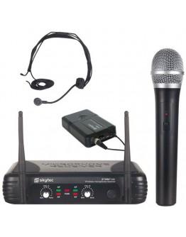 Wireless microphone system STWM712