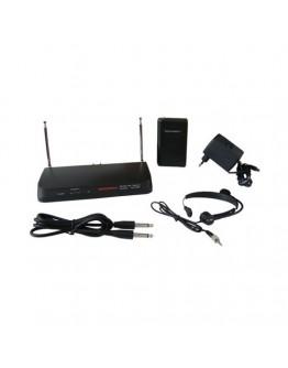 Wireless microphone system WR108DR