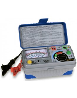 Analogue Insulation tester PEAKTECH 2675