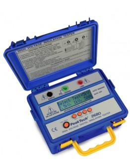 Digital Insulation tester PEAKTECH  2680