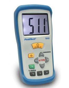 Digital Termometer PEAKTECH 5110, -50...+1300°C