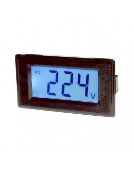 Digital Panel Meter, 600V AC