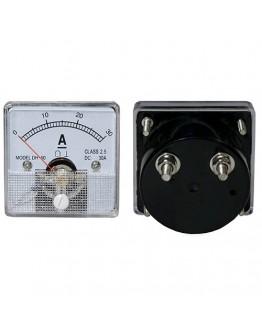 Analog Panel Meter R024, 0-30 A/DC