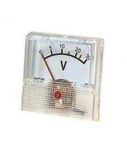 Analog Panel Meter R061, 0-30 V/DC