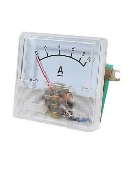 Analog Panel Meter R063, 0-10 A/DC