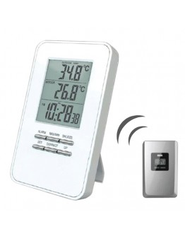 Weather station with wireless sensor TE44