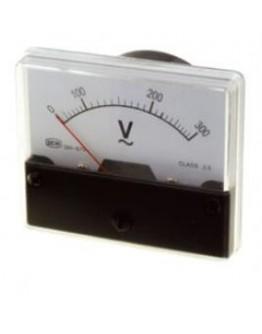 Analog Panel Meter V1060, 0-300 V/AC