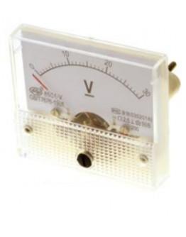 Analog Panel Meter V1067, 0-30 V/DC